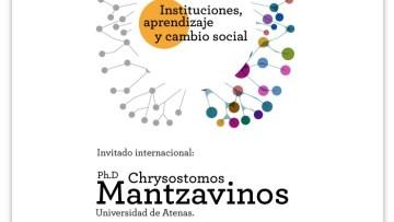Seminario, aprendizaje, cambio social, Adolfo Eslava, aprendizaje compartido, Políticas públicas, comunidades falibles
