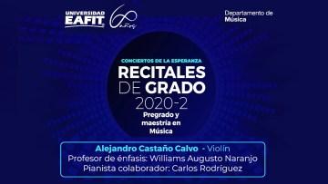 RecitalAlejandroCasta#oCalvo
