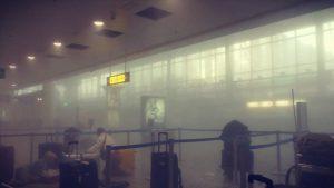 Atentado en el Aeropuerto de Bruselas. RALPH USBECK (AP).
