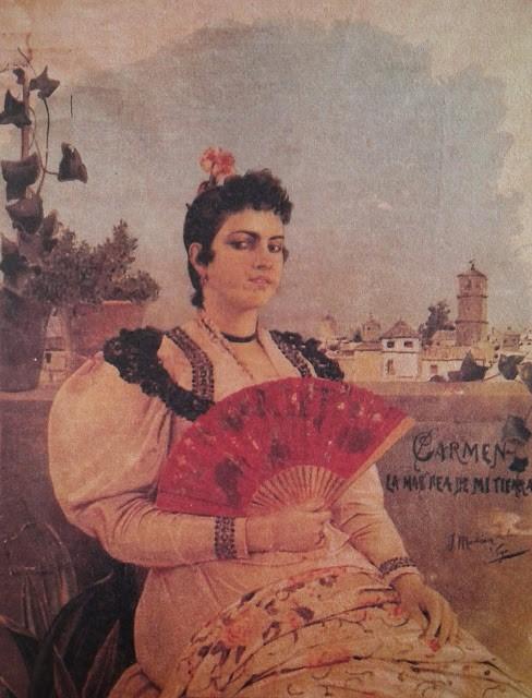 Carmen, la más fea de mi tierra