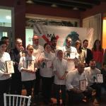 Málagacrea Gastronomía premia a los mejores chef jóvenes andaluces