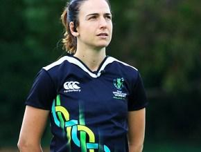 Nievas prometió al Club Deportivo de la UMA, en cuyo equipo de rugby comenzó a jugar, que algún día volvería a defender su camiseta junto a sus excompañeras
