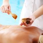 Медовый массаж в Сваляве