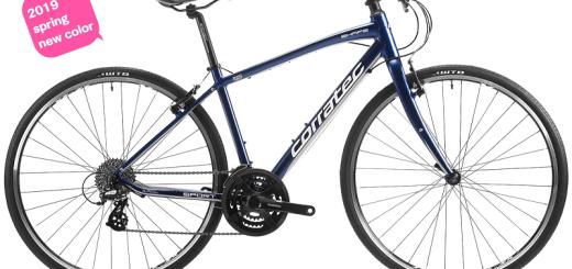 コラテックのクロスバイク