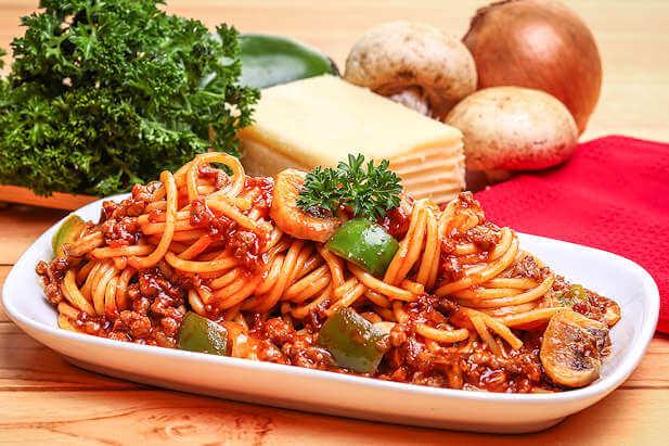 11. Resep Spaghetti Sapi Pedas