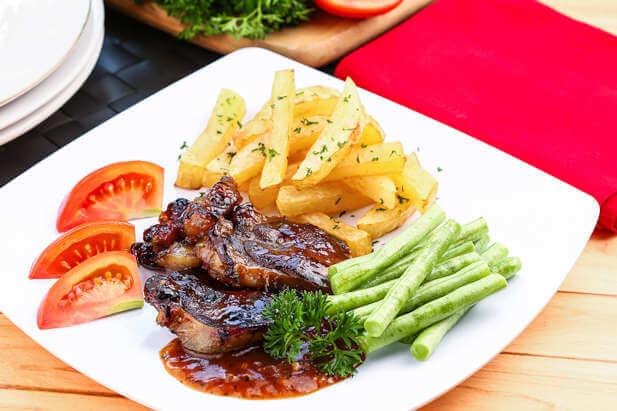 12. Resep Steak Lidah Sapi