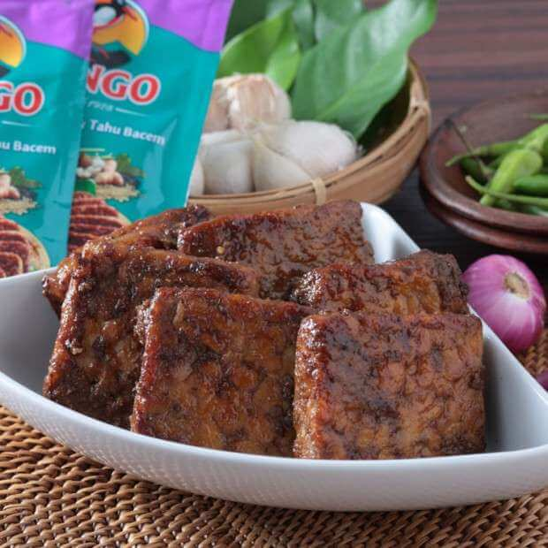 1. Resep Masakan Tahu Tempe Bacem Gurih Jogja