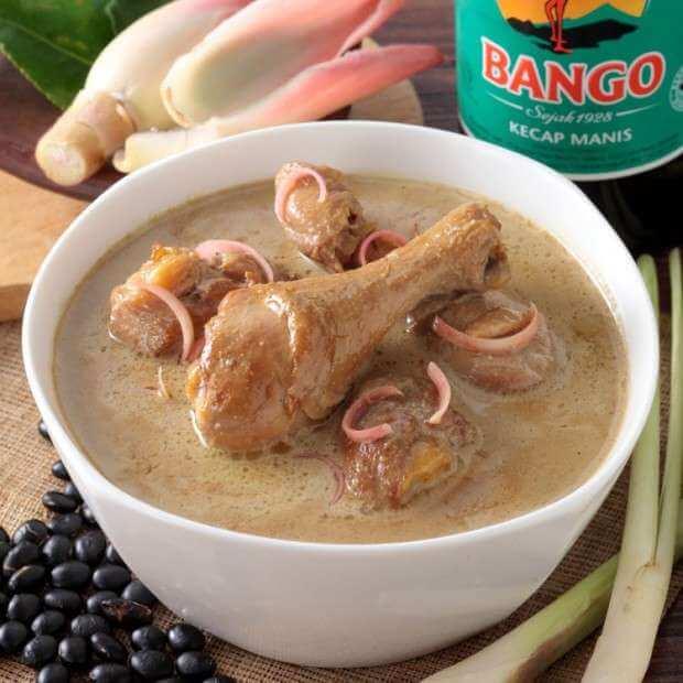 2. Resep Opor Ayam Kecombrang
