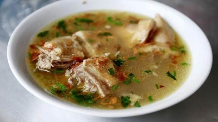 Resep Sop Ayam Pak Min Asli Klaten