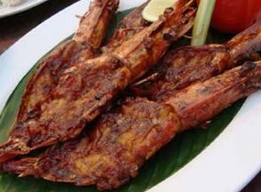 Resep Masakan Udang Bakar Dewata