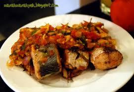 Resep masakan Ikan Rica Rica
