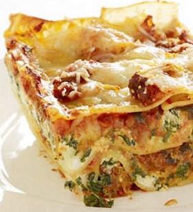 Resep Lasagna Kuliner Pasta