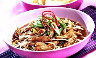 Resep Taoge Cah Ayam