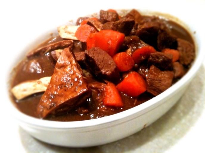 Resep Tofu Daging Oriental
