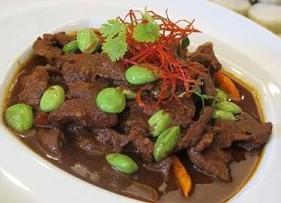 resep cara membuat masakan kambing masak petai