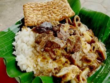 Resep Nasi Gandul dan Cara Membuat