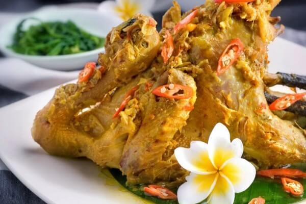 resep masakan bebek betutu
