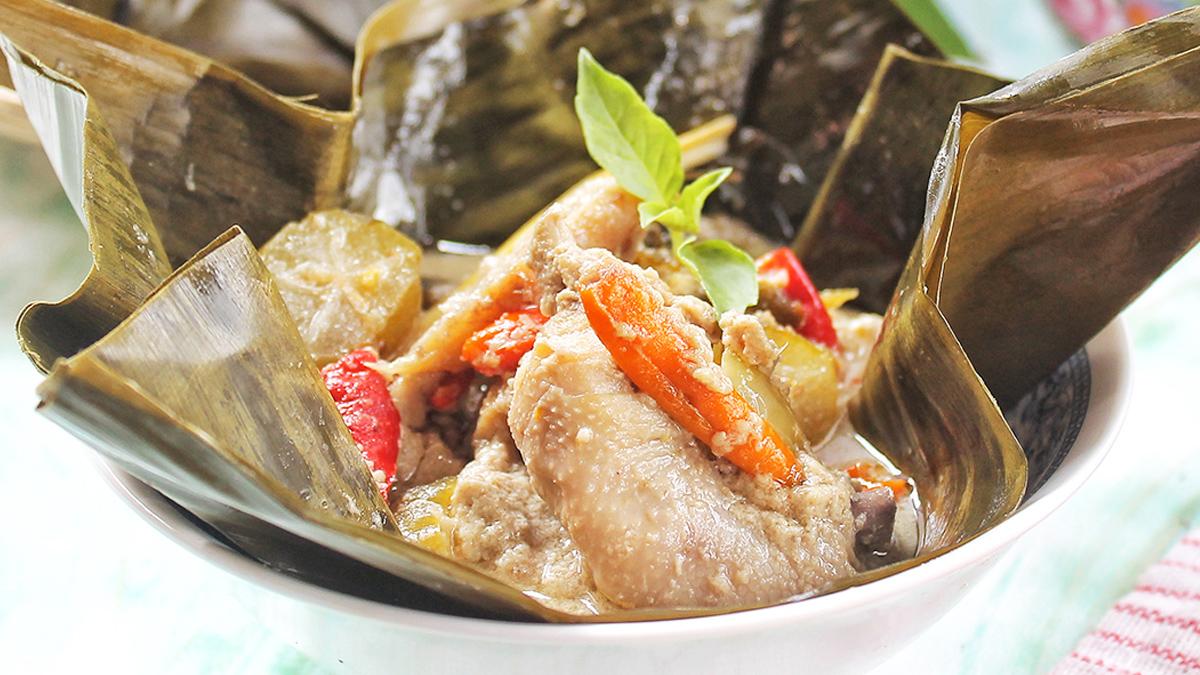 Resep Garang Asem Ayam dan Cara Memasaknya