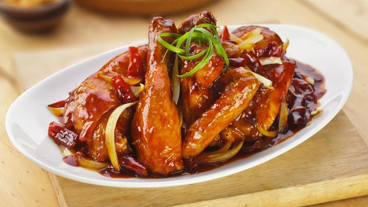 Resep Ayam Goreng Mentega Kecap Pedas
