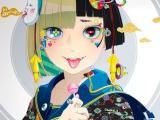девушка аниме