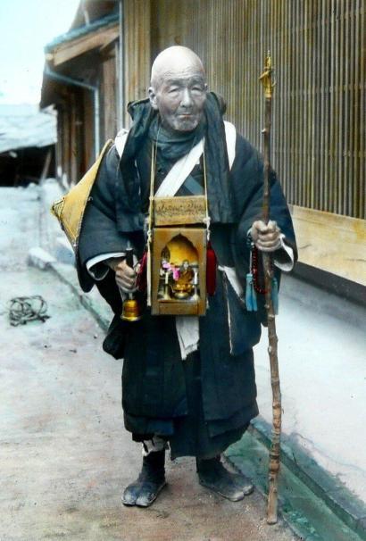 Буддистский монах 2