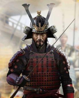 фото самурая