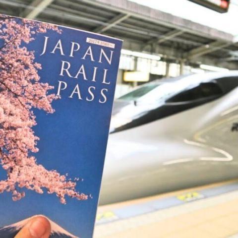 Откройте Японию с помощью проездного JR.