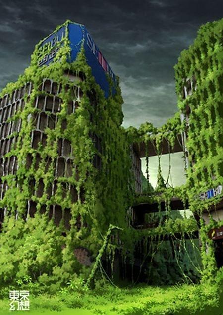 Токийская фантазия: образы апокалипсиса. Tokyo Genso.