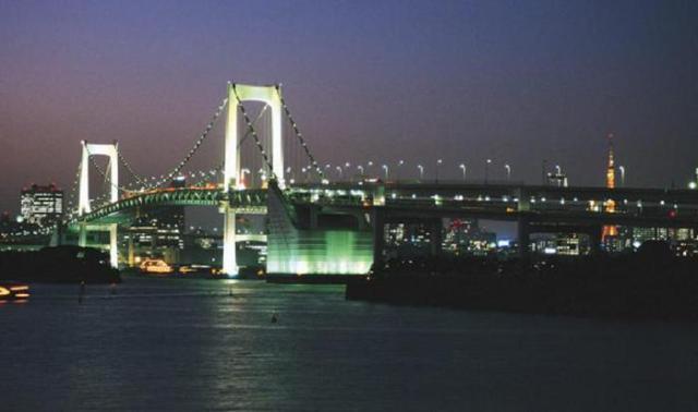 Радужный мост, с