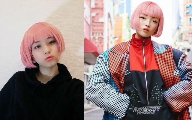 Эта красивая и перспективная японская модель на самом деле не человек