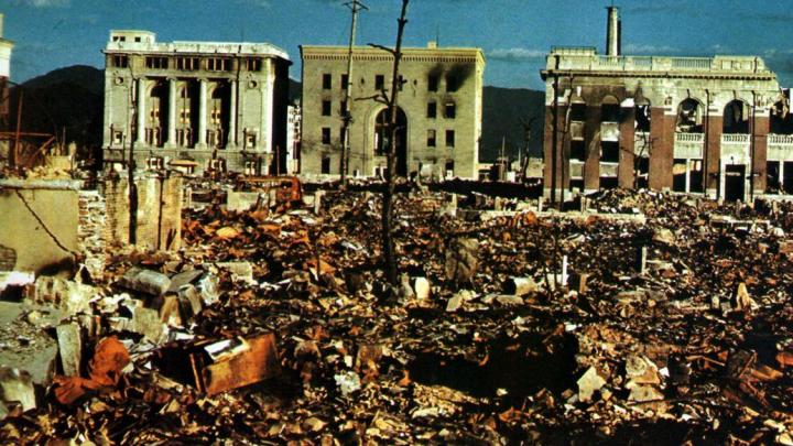 Хиросима и Нагасаки. Является ли президент Гарри Трумэн «убийцей»? 16+