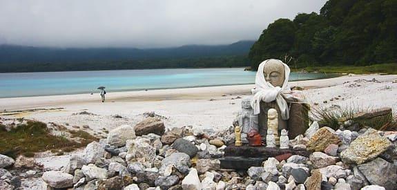 Статуи Дзидзо