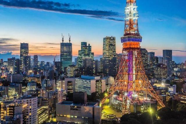 Территория бывшего города Токио23 специальных района Плотность населения 14 390 на км²