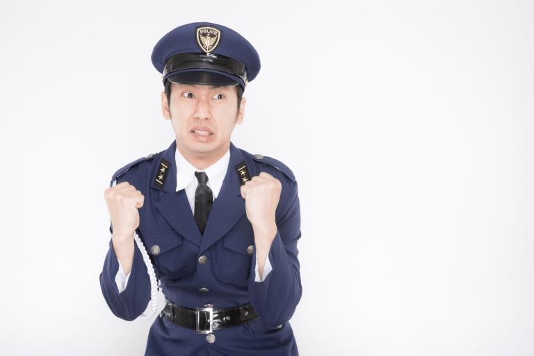 Японские полицейские разогнали пьяную драку других японских полицейских