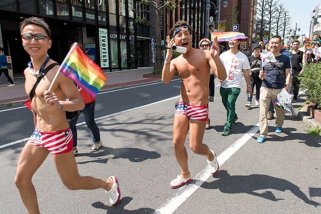 Тяжёлая борьба ЛГБТ-сообщества с японскими депутатами — ретроградами