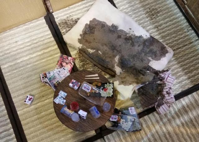 Жизнь с привидениями: «комнаты смерти» в Японии