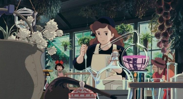 Лучшие аниме фильмы от Хаяо Миядзаки. 2