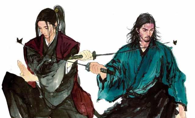 Сасаки Кодзиро был самым известным и величайшим противником Мусаси.