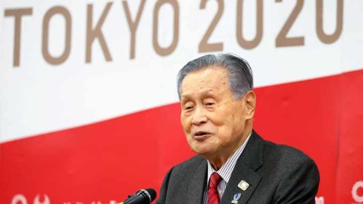 Глава Олимпийских игр в Токио против женщин во власти