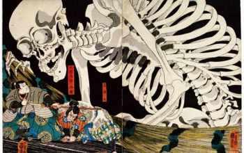 Духи, япония, привидения 2