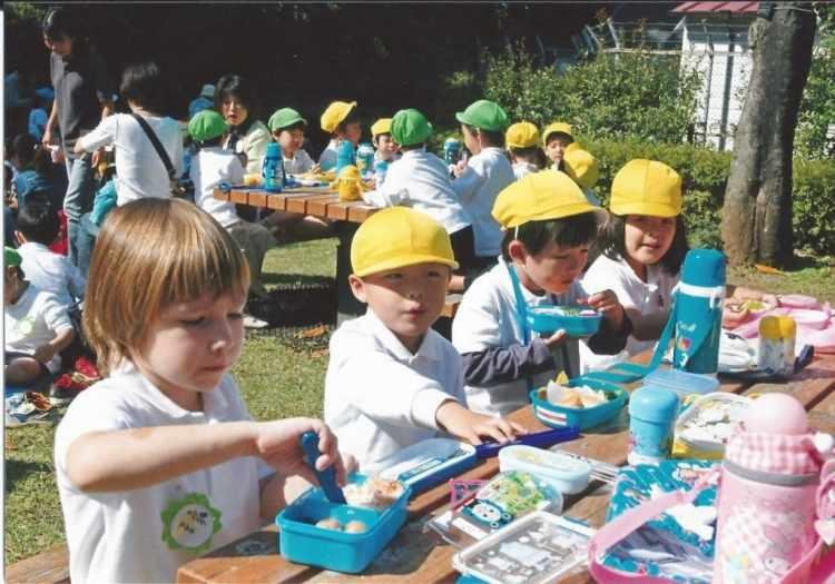 Японский детский сад 1