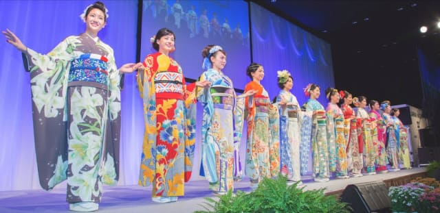 Уникальное кимоно, для каждой страны на Олимпийских играх в Токио. 65 фото