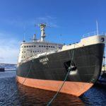 砕氷船レーニンへのアクセス