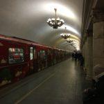 モスクワの地下鉄(暫定版)