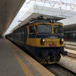 ブルガリアからセルビアへ鉄道で移動