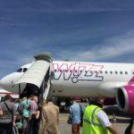 ハンガリーからブルガリアへ空路で移動(Wizz Air)