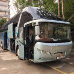 ギリシャからブルガリアへバスで移動