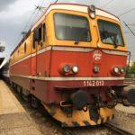 セルビアからクロアチアへ鉄道で移動