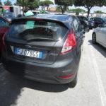 イタリアでレンタカー(FORD FIESTA)