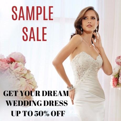 Sample Sale Oct 2017